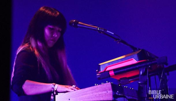 Jeanne Added au Club Soda à l'occasion du Festival international de Jazz de Montréal 2016