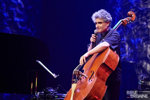Renaud Garcia-Fons et Dorantes au Monument-National lors du Festival international de Jazz de Montréal 2016
