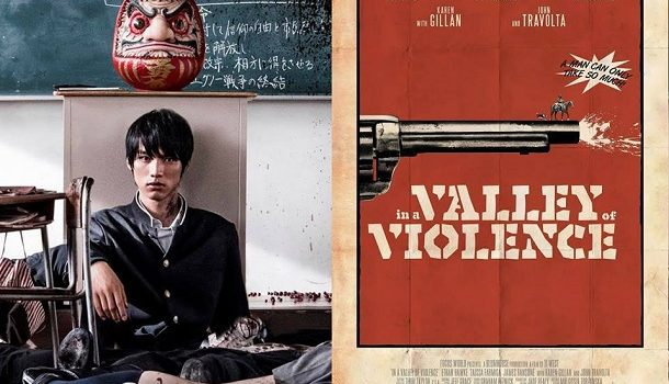 Programme double à Fantasia 2016: «In a Valley of Violence» et «As the Gods Will»
