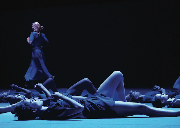 «Dans la peau de…» Pierre Des Marais et Caroline Ohrt de Danse Danse