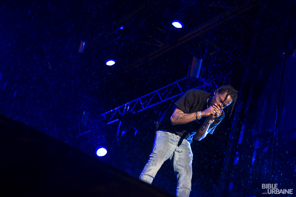 Du hip-hop sous la pluie au FEQ 2016 avec Ice Cube, Rae Sremmurd et Travis Scott