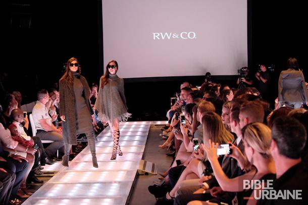 RW&CO présente la gamme de complets de P.K. Subban lors du Festival Mode & Design 2016