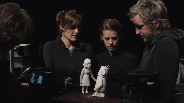 «Nufonia Must Fall» de Kid Koala à la Cinquième Salle de la Place des Arts