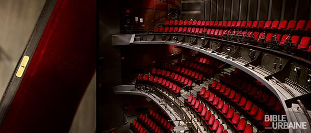 Entrez dans les coulisses du Théâtre du Nouveau Monde