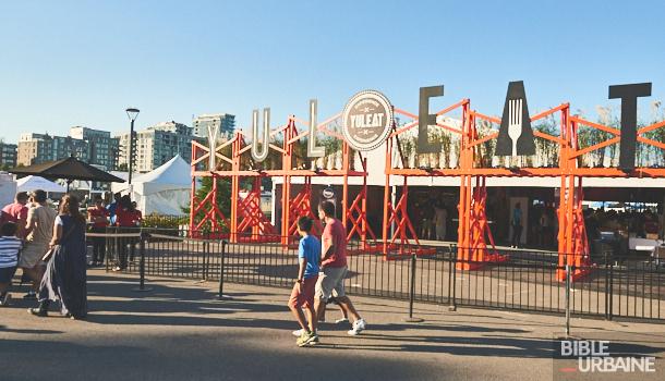 À la découverte du Festival gastronomique et culinaire YUL EAT au Vieux-Port de Montréal