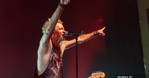 Sum 41 avec les invités Senses Fail et As It Is au Métropolis de Montréal
