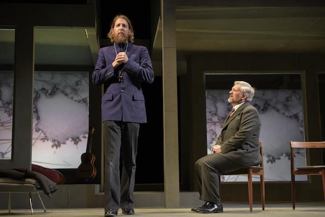 «Tartuffe», revisité par Denis Marleau, au Théâtre du Nouveau Monde