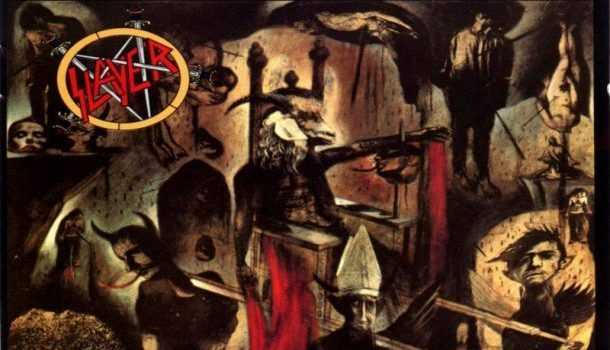 «Les albums sacrés»: le 30e anniversaire de «Reign In Blood» de Slayer