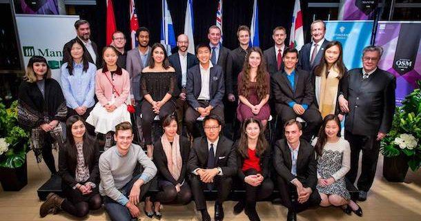 Le coup d'envoi du «Concours OSM Manuvie» à la Maison symphonique de Montréal