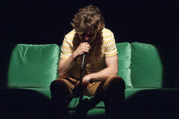 «Logique du pire» d'Étienne Lepage au Théâtre La Chapelle