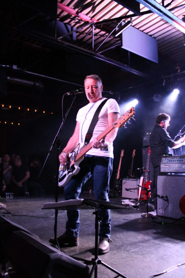 Peter Hook & The Lights au Théâtre Fairmount de Montréal