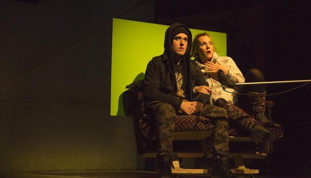 «Le garçon au visage disparu» de Larry Tremblay au Théâtre La Licorne