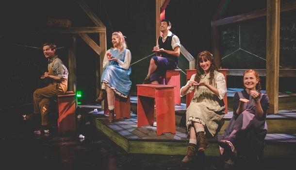 «Anne… la maison aux pignons verts» au Théâtre Denise-Pelletier