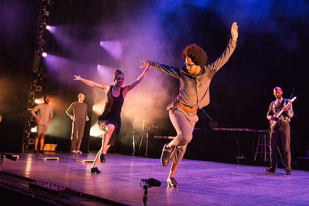 «ETM: Double Down» par Dorrance Dance au Théâtre Maisonneuve de la Place des Arts