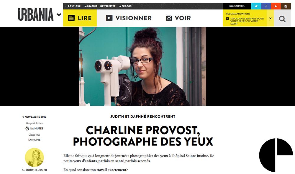 «À la découverte de… »: Charline Provost, metalhead photographe à toupet