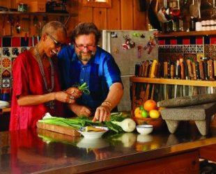 «La cuisine d'Ethné et Philippe: recettes, épices et techniques»