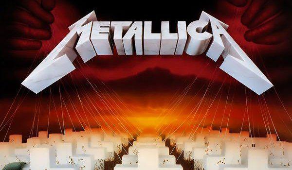 «Les albums sacrés»: le 30e anniversaire de «Master Of Puppets» de Metallica