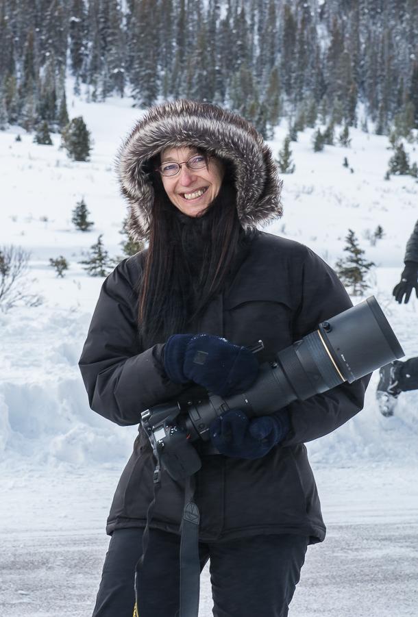 «À la découverte de…» Danielle Plourde, l'aventurière flyée