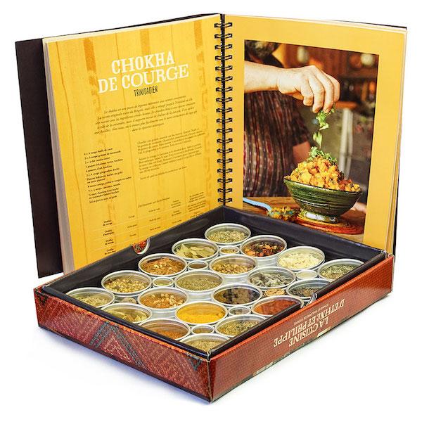 La cuisine d 39 ethn et philippe recettes pices et - Livre technique cuisine professionnel ...