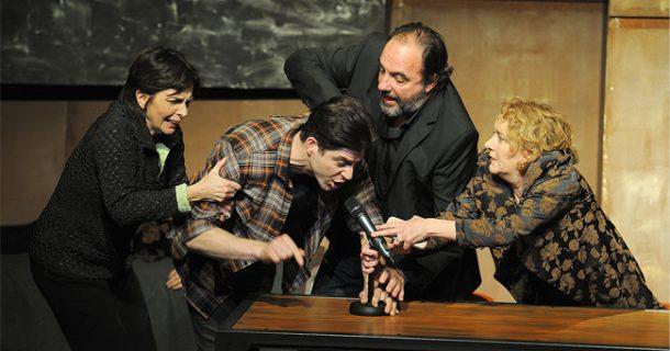 «Une mort accidentelle» de François Archambault au Théâtre La Licorne
