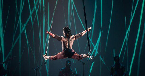 «Afrique en Cirque» des Productions Kalabanté à L'Olympia de Montréal