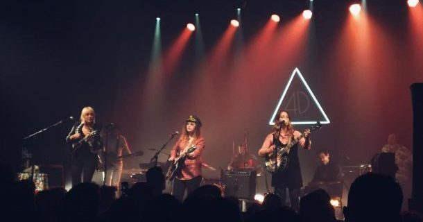 Les Hay Babies au Club Soda à l'occasion de Montréal en Lumière 2017