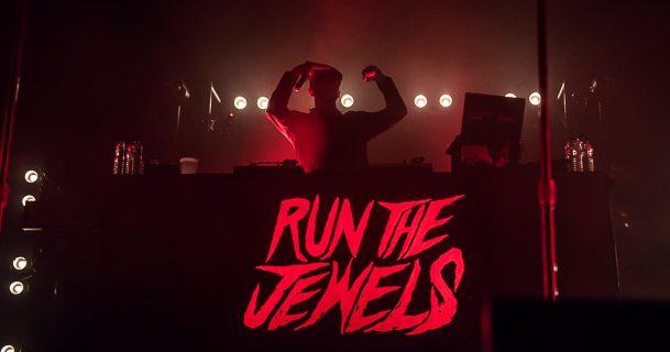 Killer Mike et El-P de Run the Jewels au Métropolis de Montréal