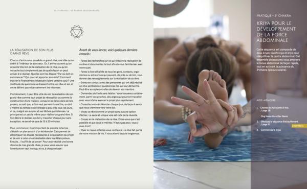 «Ma retraite yoga à la maison» d'Annie Langlois aux Éditions Cardinal