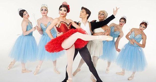 Les Ballets Trockadero de Monte Carlo à la Place des Arts