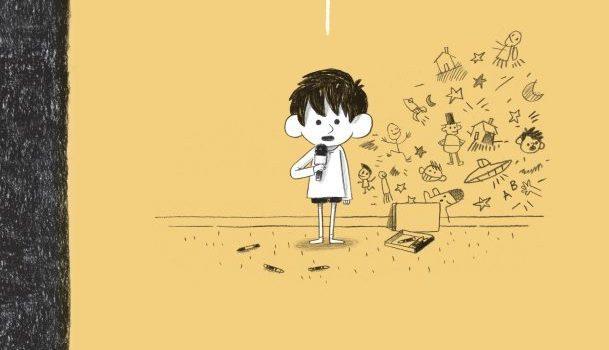 «Même pas vrai!» de Larry Tremblay et Guillaume Perreault aux Éditions de la Bagnole