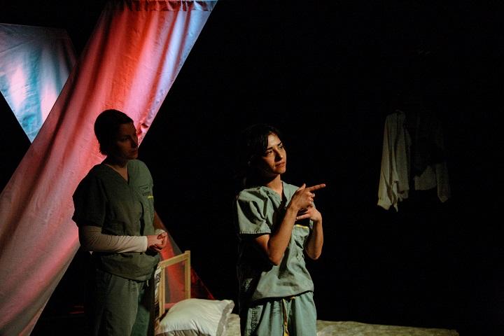 «La femme comme champ de bataille» dans une mise en scène de Naeim Jebelli au MAI