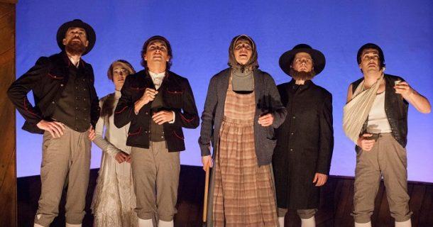 «Peer Gynt» au Théâtre de Quat'Sous dans une mise en scène d'Olivier Morin