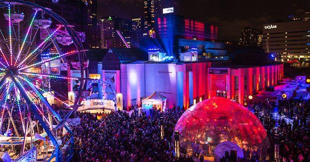 7 activités à faire en couple ou entre amis à l'occasion de Montréal en Lumière 2017
