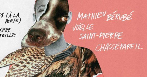 Souvenirs de Joëlle Saint-Pierre, Mathieu Bérubé et Chassepareil au Verre Bouteille dimanche dernier