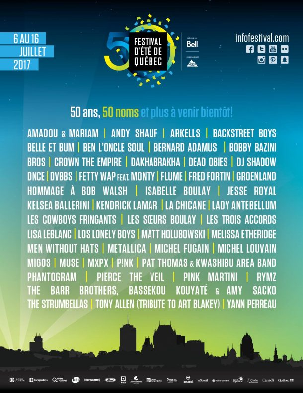 Affiche-Festival-Ete-Quebec-2017-poster-Bible-urbaine-FEQ