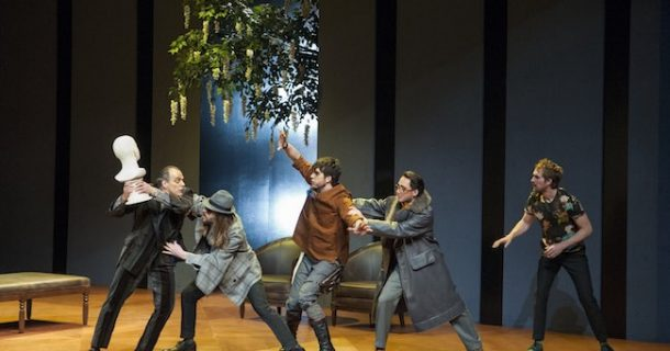 «L'Avare» de Molière avec Jean-François Casabonne au Théâtre Denise-Pelletier