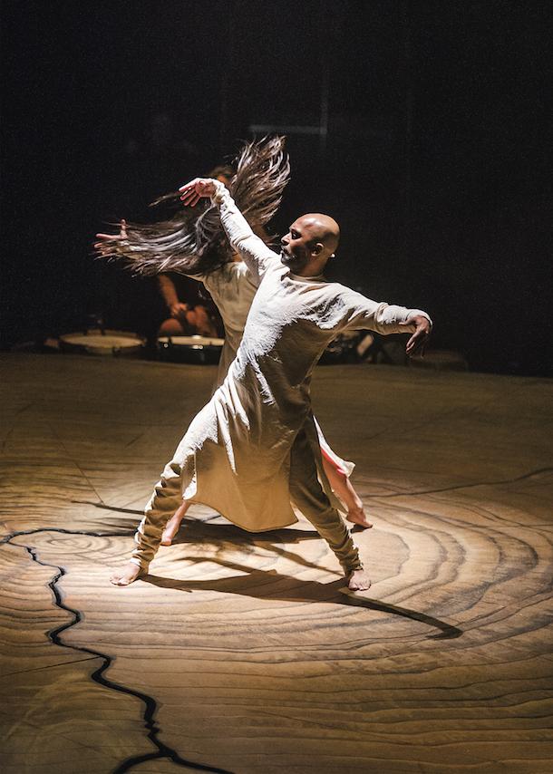 Le chorégraphe de renom Akram Khan présente «Until the Lions» à Montréal