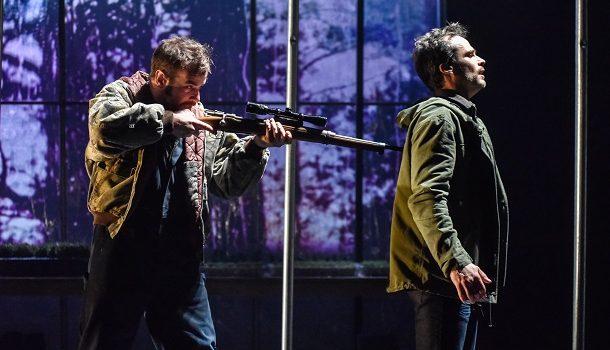 «Dehors», mise en scène par Philippe Ducros, au Centre du Théâtre d'Aujourd'hui