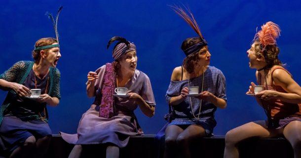 «Don Juan revient de la guerre» au Théâtre Prospero