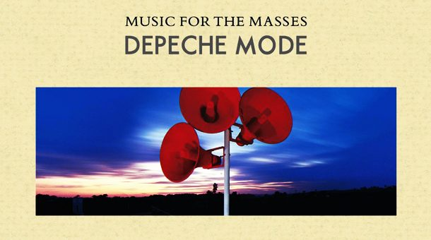 «Les albums sacrés»: le 30e anniversaire de «Music for the Masses» de Depeche Mode