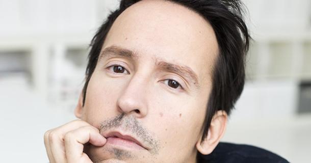 Entrevue avec Philippe Lemieux pour son solo «Achevez-moi quelqu'un» au Théâtre Sainte-Catherine