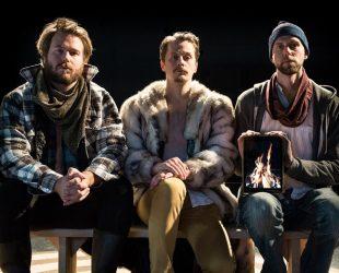 «La Trilogie du futur» au Théâtre aux Écuries dans une mise en scène d'Olivier Morin