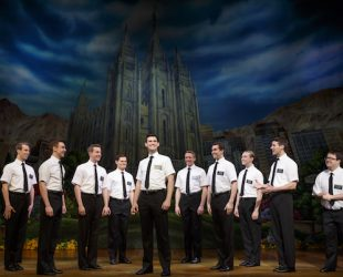La comédie musicale «The Book of Mormon» à la Place des Arts de Montréal