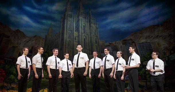 La comédie musicale «The Book of Mormon» à la Place des Arts de Montréal