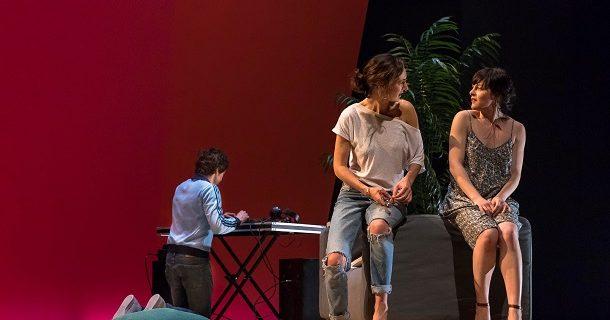 «Toccate et fugue» d'Étienne Lepage au Centre du Théâtre d'Aujourd'hui