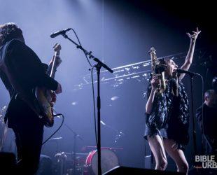 La présence magnétique de PJ Harvey au Métropolis de Montréal