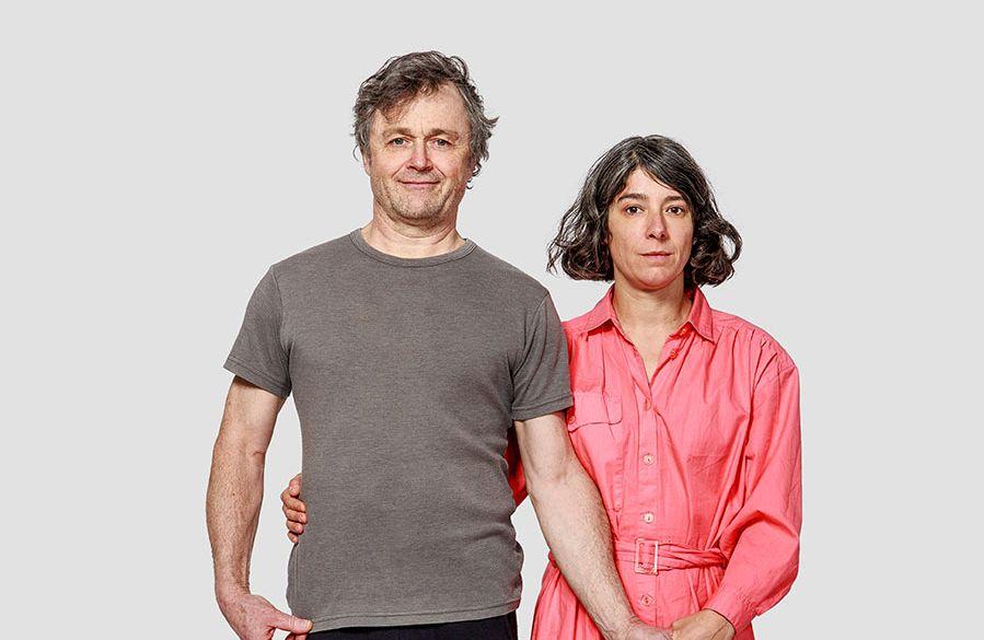 «Bailarinas» avec Marc Béland et Sònia Gómez à L'Agora de la danse