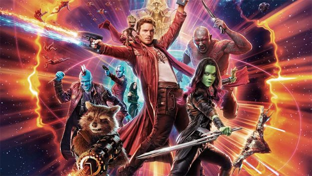Critique-Guardians-of-the-Galaxy-Vol-2-Bible-urbaine-2017-Poster