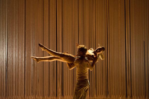 Anne Teresa De Keersmaeker présente «Rain» et clôture la saison de Danse Danse