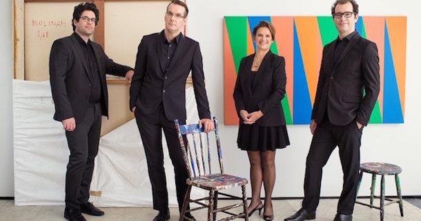 Schafer et Zorn revisités par le Quatuor Molinari au Conservatoire de musique de Montréal